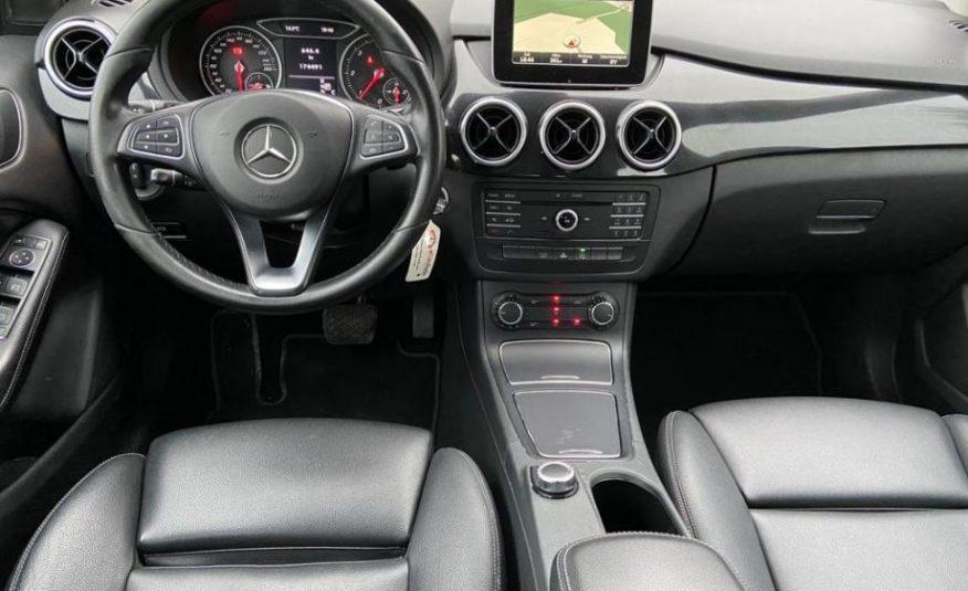 Mercedes-Benz B-klasa 180d NAVI-KOZA-BIXENON-KAMERA-SERVISNA