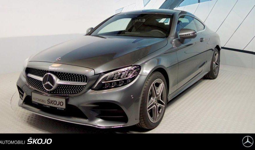 "Mercedes-Benz C-klasa Coupe 220 d AMG ""All Star""AKCIJA – DOSTAVA MOGUĆ"