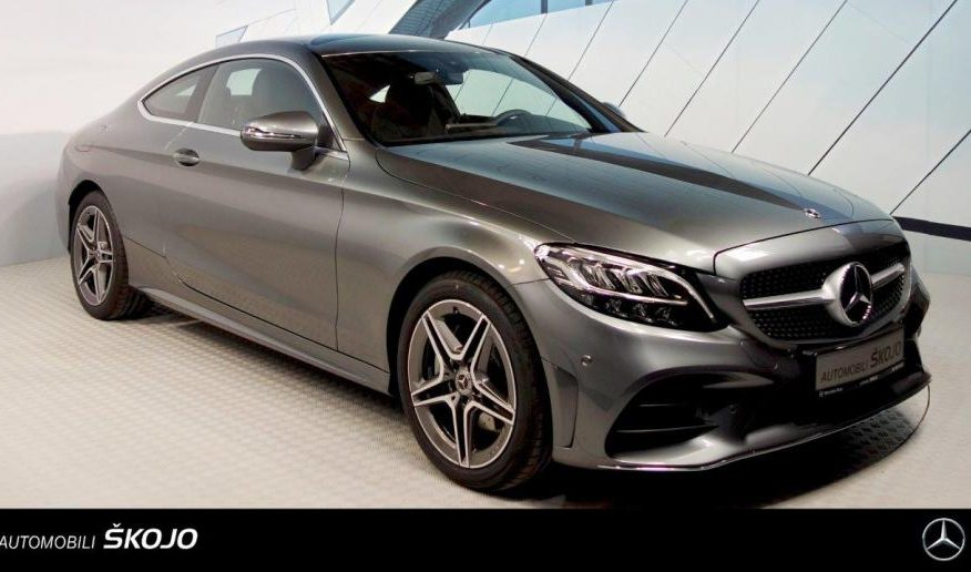 "Mercedes-Benz C-klasa Coupe 220 d AMG ""All Star""AKCIJA – DOSTAVA MOGUĆ"