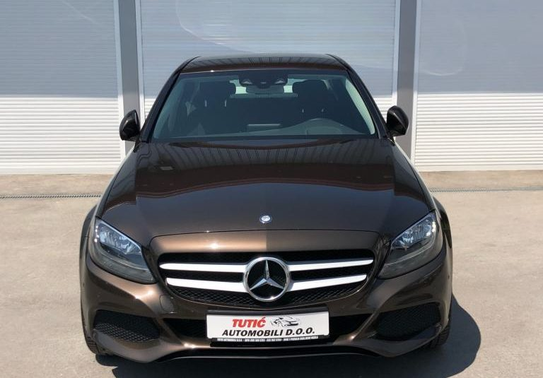 Mercedes-Benz C-klasa Head-up,kamera,navi!