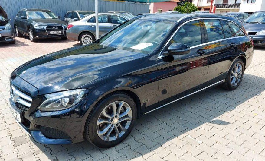 Mercedes-Benz C-klasa T-model 220 CDI 125kW 7G-DCT AUTOMATIK FULL LED
