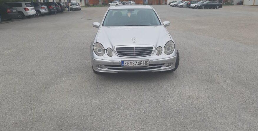 Mercedes- E-klasa 200 CDI  #297#tkm#AUTOMATIK#reg5/21#servisna#KLIMA#