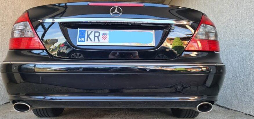 Mercedes-Benz E-klasa (211) 280 AUTOMATIK, 3.0 170kw, ATESTIRAN PLIN