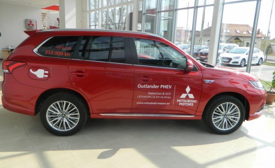 Mitsubishi Outlander 2,4 PLUG – IN – HYBRID PHEV INTENSE SAFE