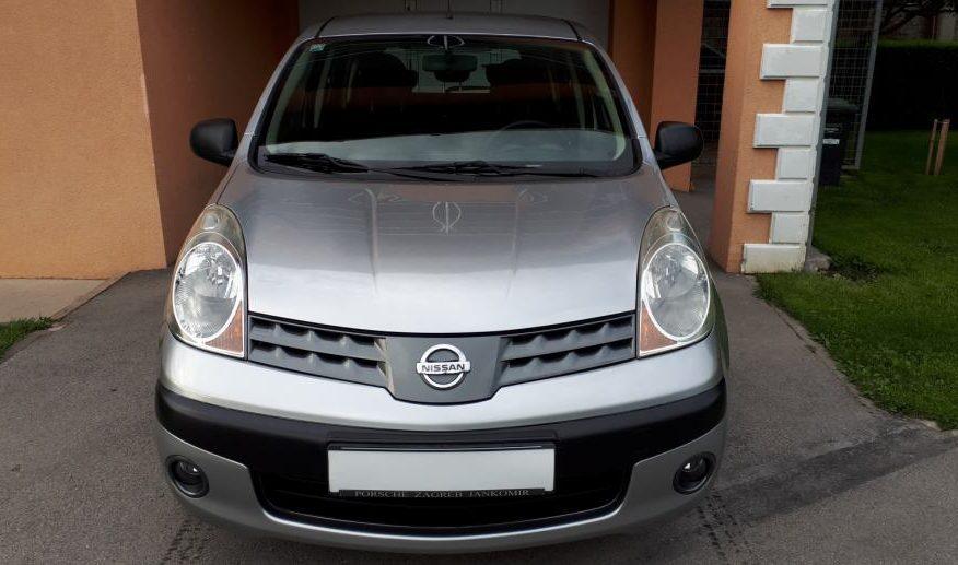 Nissan Note 1,4 16V***ODLIČNO STANJE***