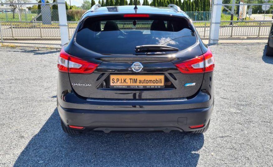 Nissan Qashqai 1,5 dCi 85TKM,SERV.,PRVI VL.,NAVI.,KAM.360,PAN.,PDC,TEK