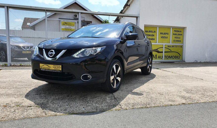 Nissan Qashqai 1,5 dCi*TEKNA 104 TKM SERVISNA NA IME NAVIGACIJA KAMERA