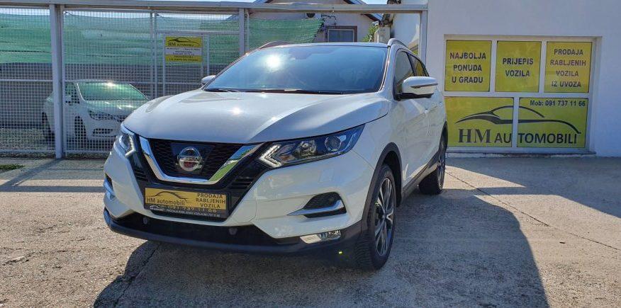 Nissan Qashqai 1.5 dCi*TEKNA 27 TKM SERVISNA NA IME KAMERA NAVIGACIJA*