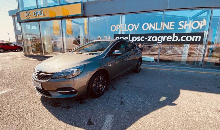 Opel Astra GS Line 1.2 81kw – 7 godina garancije!