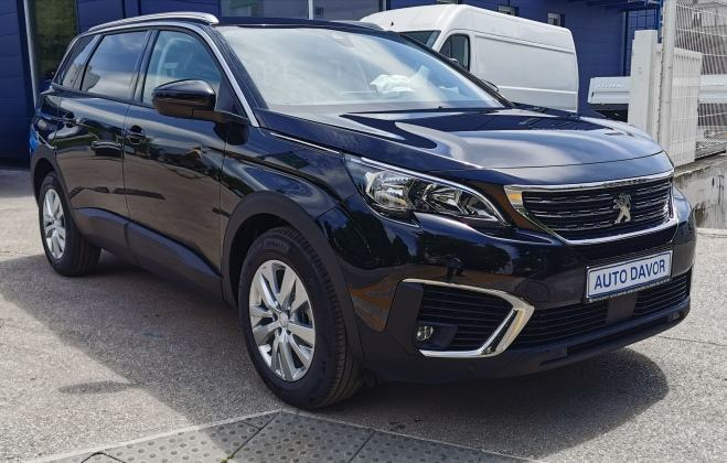 Peugeot 5008 1,5 BlueHDI AUTOMATIK – AKCIJA!!!