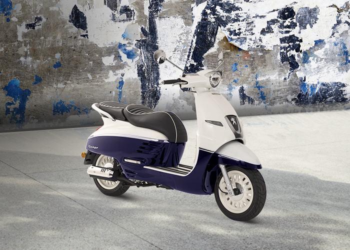 Peugeot DJANGO 50 2T 50 cm3