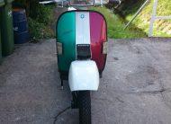 Piaggio Vespa PX 200 E GS 198 cm3