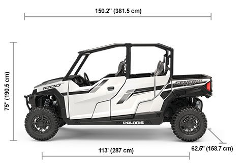 POLARIS GENERAL™ 4 1000 EPS T1 – model 2020