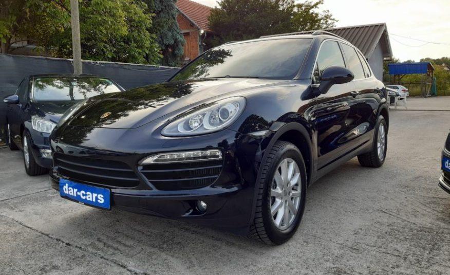 """Porsche Cayenne 3,0 V6 TDI """"77000 km""""-FULL"""
