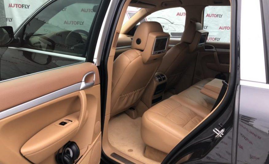 Porsche Cayenne 4.8S, Navig, 2xTV, Koža, kupljen u HR, na firmi, 20″