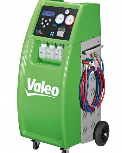 Punjač klime VALEO servisni uređaj ClimFill Pro HFO