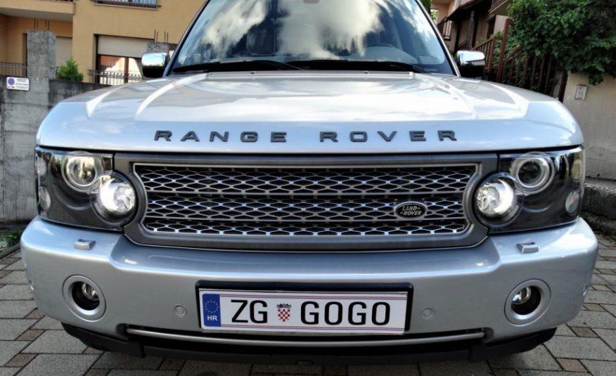 Range Rover Vogue 4,2 V8 SUPERCHARGED 2007.ODLIČAN, NIJE UVOZ, ZAMJENA