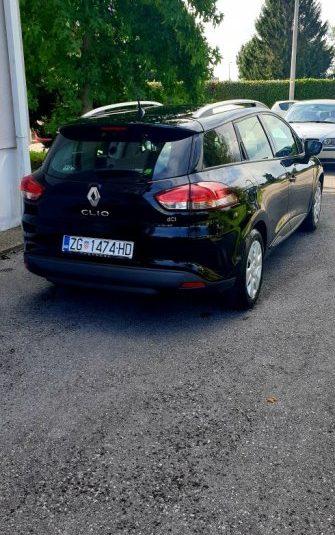 Renault Clio grandtour 1.5 dCi 90 TEMPOMAT, TELEFON ,NAVI ,LED