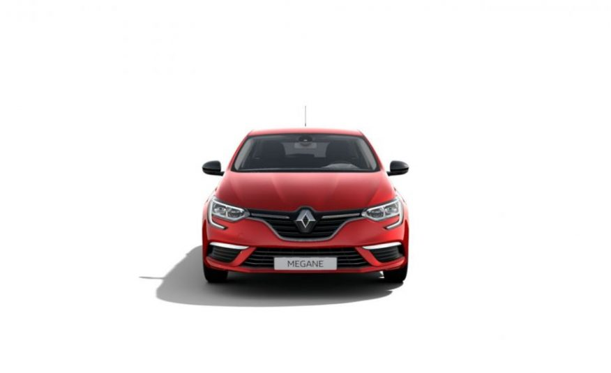 Renault Mégane Berline TCe 115 Limited