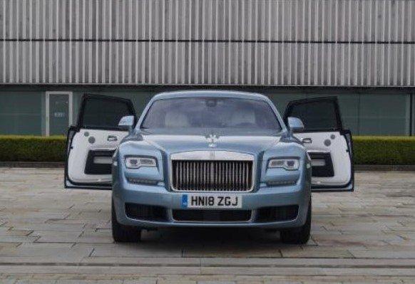 Rolls-Royce GHOST Series II 6.6 V12