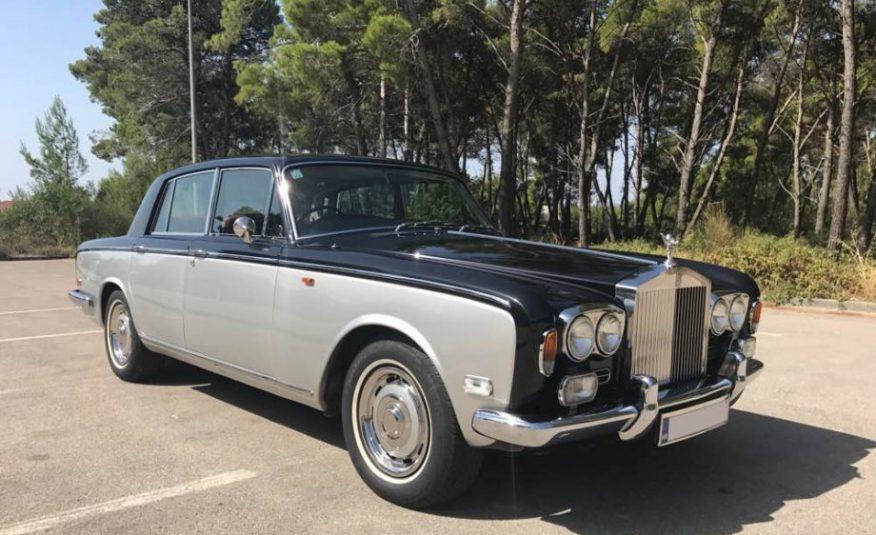Rolls-Royce Silver Shadow 6.2 V8 automatik