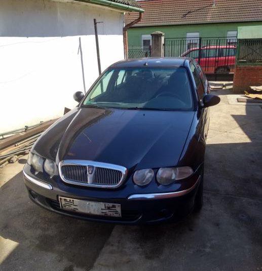Rover 45 1,6 16V Club (benzin+plin)