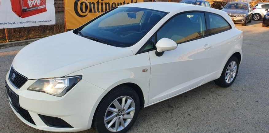 Seat Ibiza 1,2 TDI..