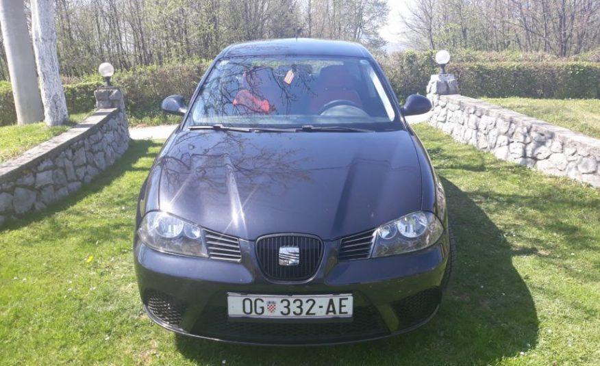 Seat Ibiza 1,4 16V – nove gume