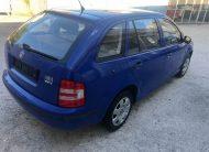 Škoda Fabia Combi 1,4 TDI 2150€. DO REG G 2006. KLIMA