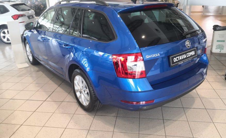 Škoda Octavia Combi 1,6 TDI EDITION