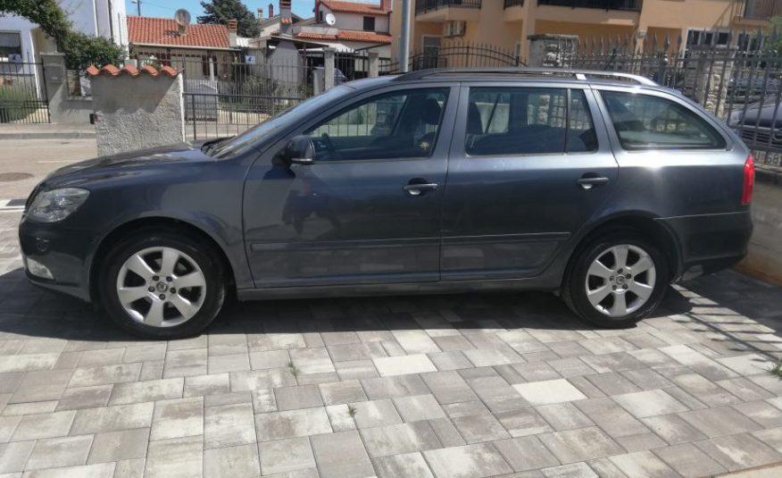 Škoda Octavia Combi 1,9 TDI