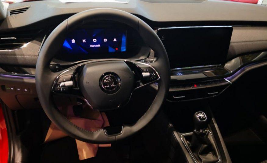 Škoda Octavia Combi 2,0 TDI STYLE