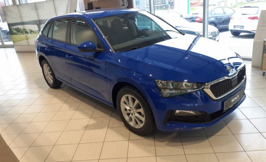 Škoda Scala 1,6 TDI