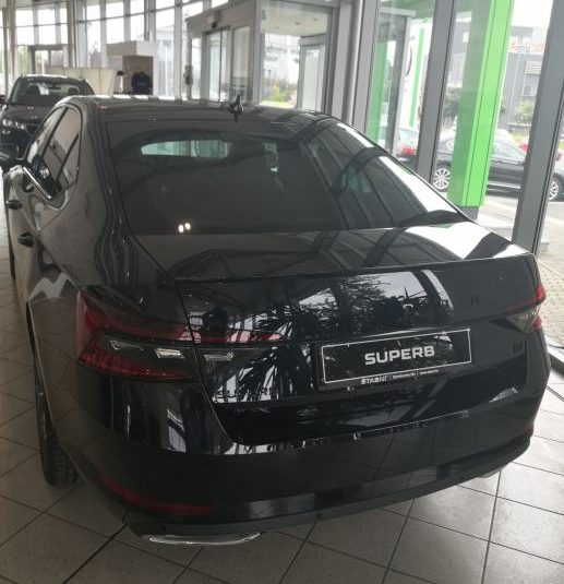 Škoda Superb 1.4 TSI PHEV automatik