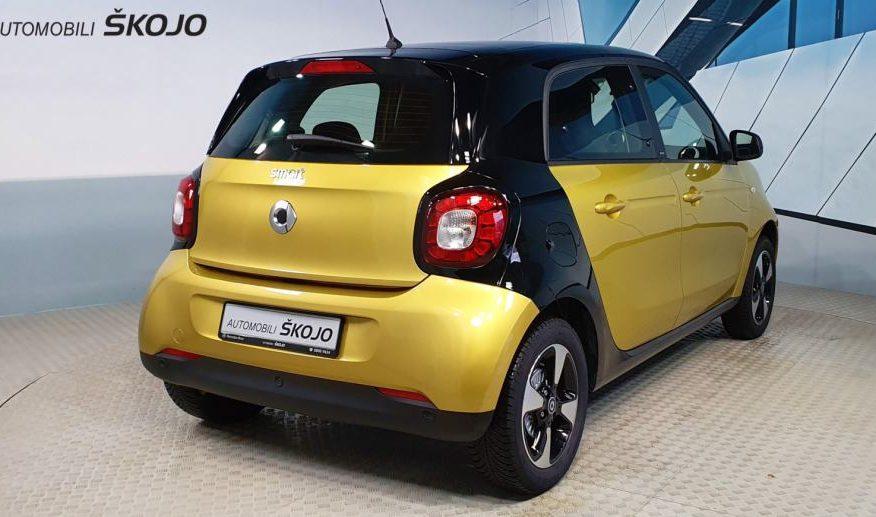 Smart forfour 66 kW – DOSTAVA MOGUĆA
