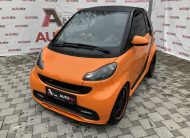 Smart fortwo coupe 1.0 Turbo Brabus Exclusive, Koža, Klima, F1, Led,17