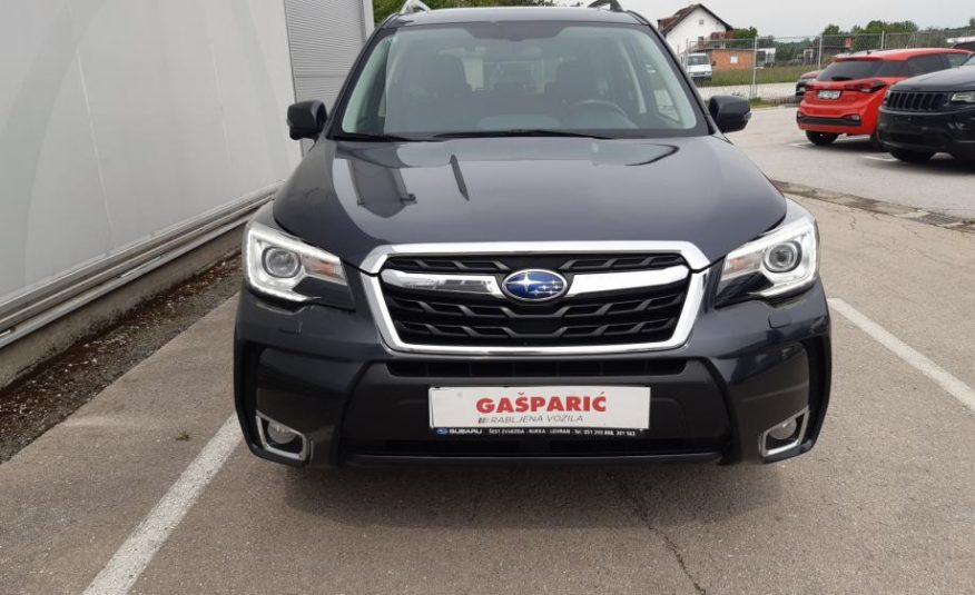 Subaru Forester 2,0 D UNLIMITED SPORT