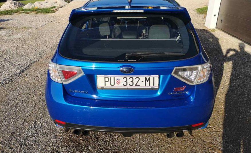 Subaru Impreza 2,5 WRX STi