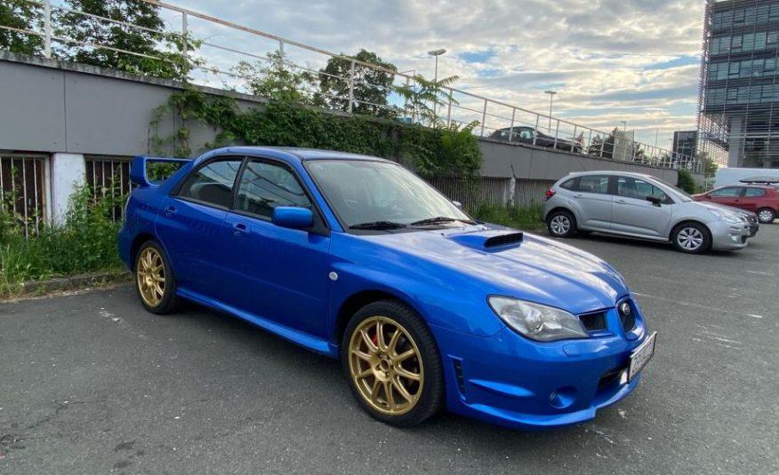 Subaru Impreza 2,5 WRX Turbo