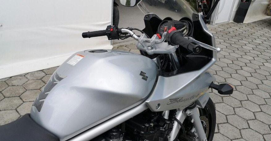 Suzuki GSF 650 S BANDIT ABS 650 cm3