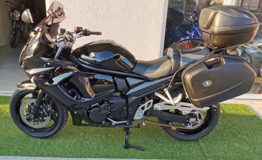 Suzuki GSX1250FA 3 kufera