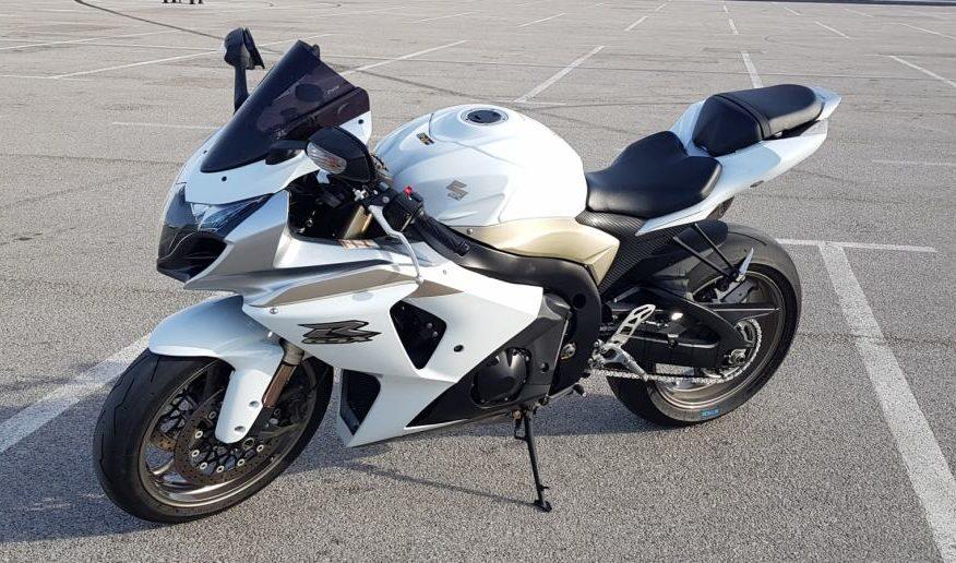 Suzuki Gsxr 1000 K9 1000 cm3