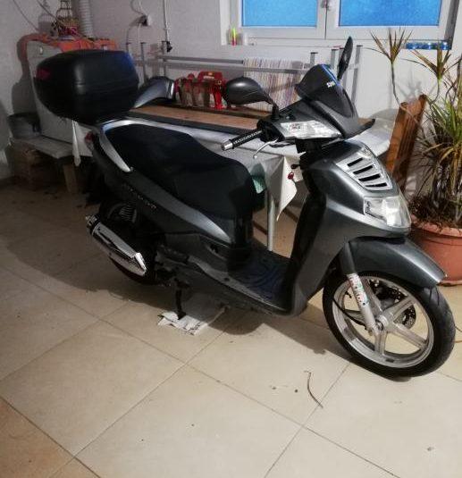 Sym HD 200 EVO 200  cm3