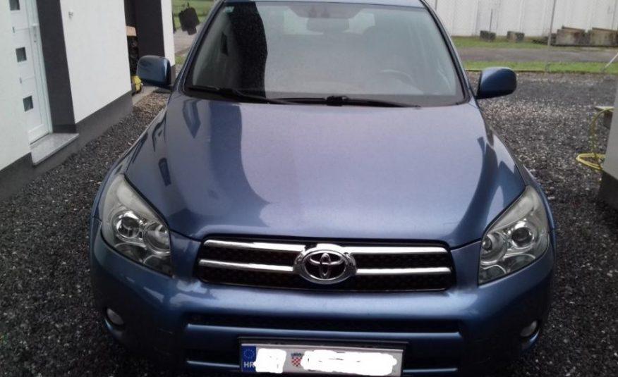 Toyota RAV4 2,2 D-4D X Sport-GRATIS PRIJENOS,NIJE UVOZ, -4X4-