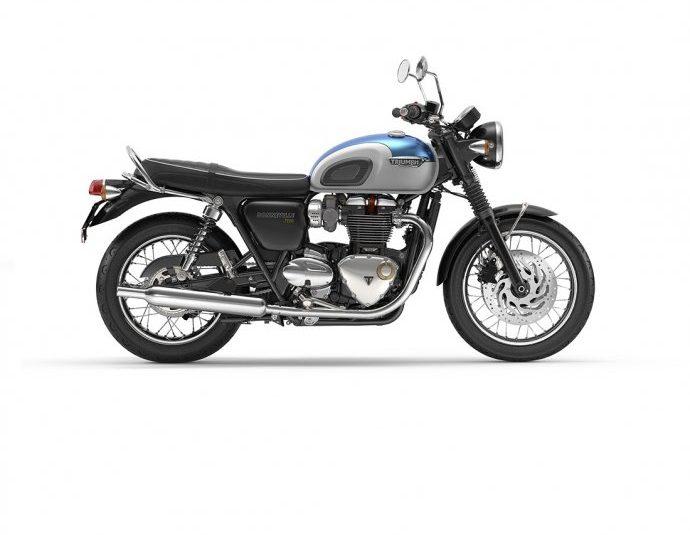 Triumph Bonneville T120, krediti, zamjene, servis, dod.oprema…
