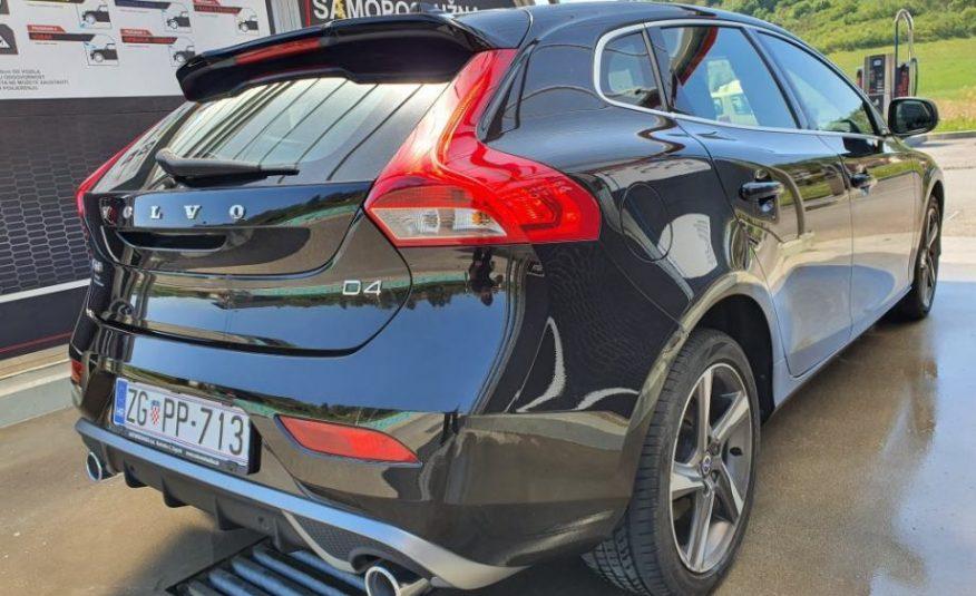 Volvo V40 D4 R-DESIGN, SERVISNA, PDC, NAVI, KOŽA,  U PDV-u AKCIJA
