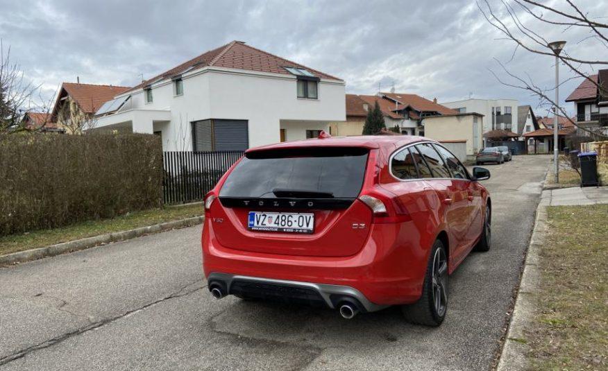 Volvo V60 D3 Bi XENON ADAPT ALCANTARA PDC NAVI