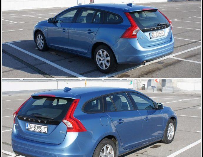 Volvo V60 D3 Automatik