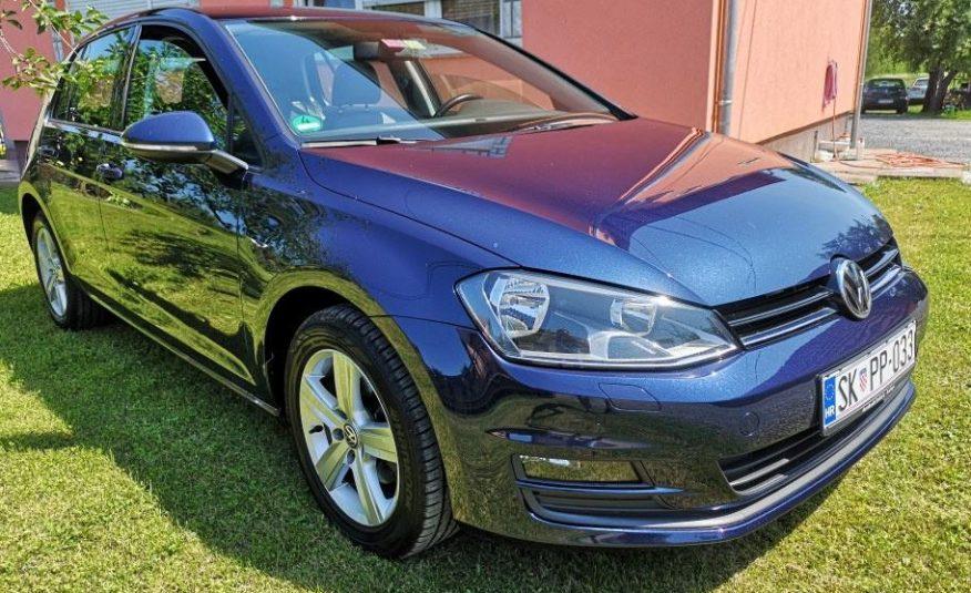 VW Golf VII 1,6 TDI BMT