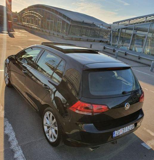 VW Golf VII 2,0 Bi-xenon, Panorama, Highline